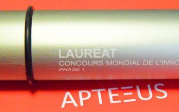 APTEEUS, Laureate of the Concours Mondial de l'Innovation 2030